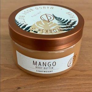 Bath & Body Works Mango Body Butter